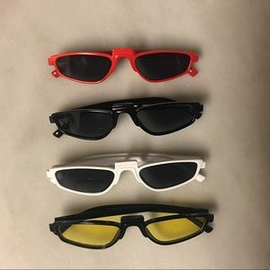 Accessories - Sporty Tiny Sunglasses